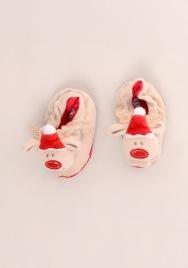 Papuci de casa George 3-6 luni