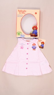 Set rochita Paddington pentru bebelusi 3 luni