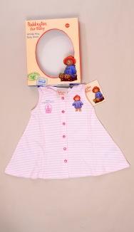 Set rochie Paddington pentru bebelusi 6 luni