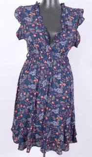 Rochie Apricot Marimea 38