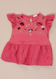 Bluza tip rochita Max 6-12 luni