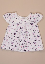 Bluza tip rochie C&A 3 luni