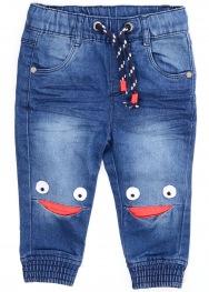 Pantaloni Topomini 9 luni
